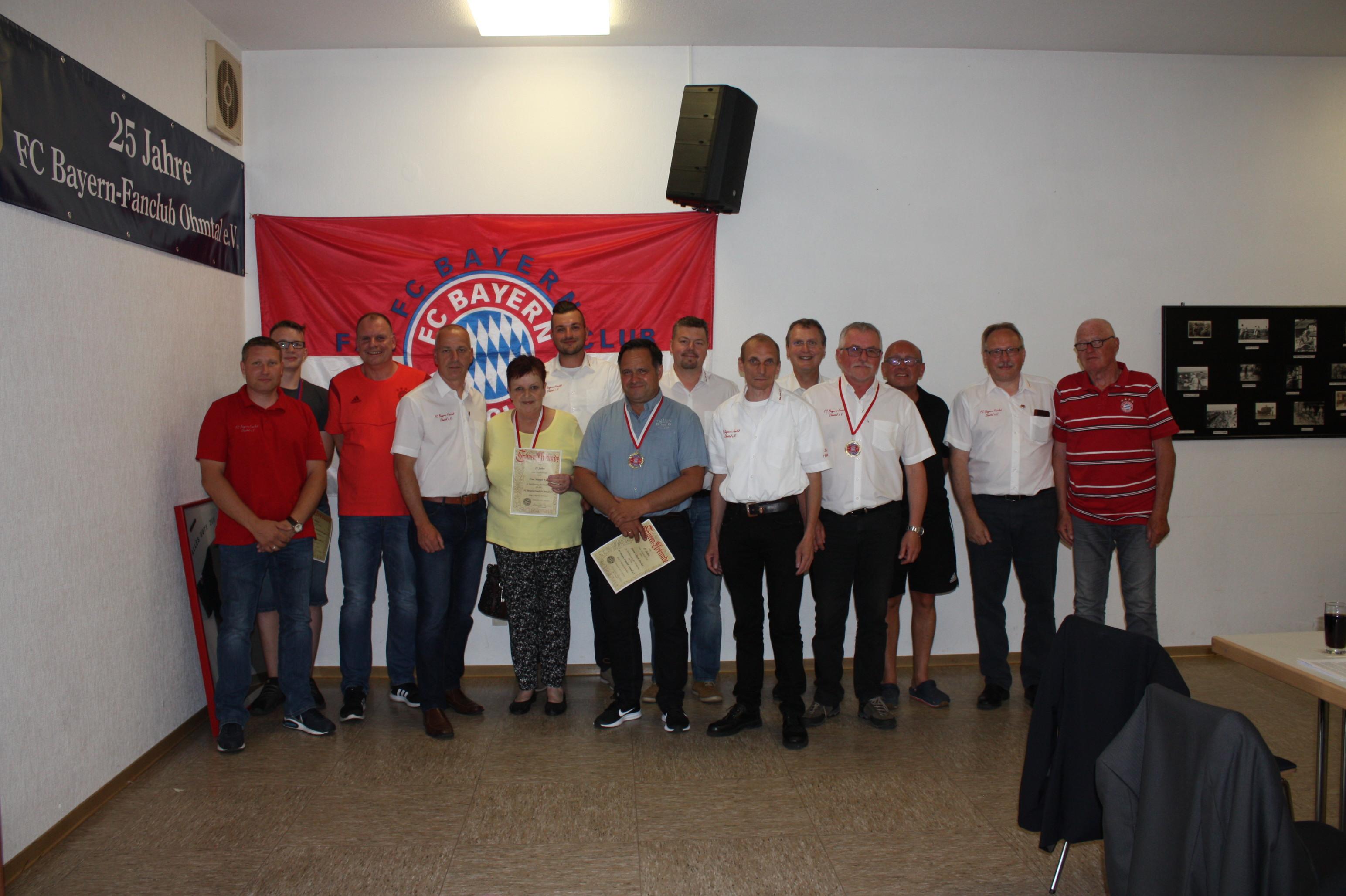 Mitgliedschaft Fc Bayern